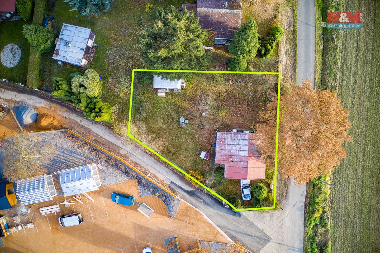 Prodej pozemku k bydlení, 487 m², Kařez