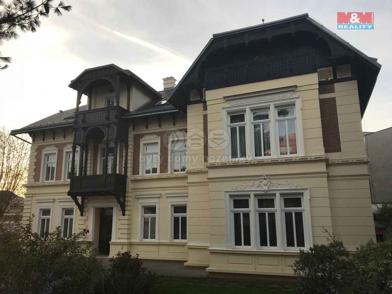 Prodej rodinného domu, 1702 m², Teplice, ul. Karla Čapka