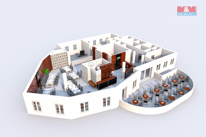 Prodej obchod a služby, 365 m² Karlovy Vary ul. Zámecký vrch
