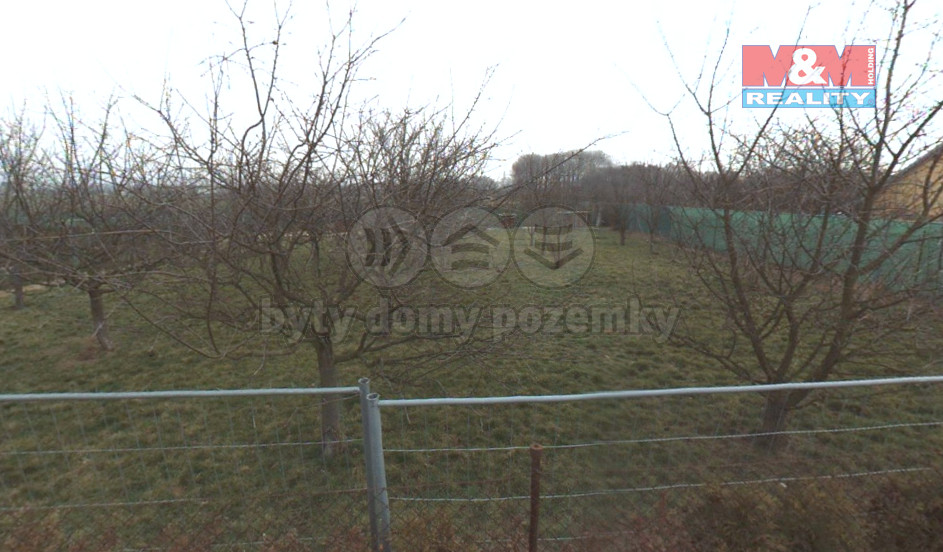 Prodej zahrady, 530 m², Křelov-Břuchotín