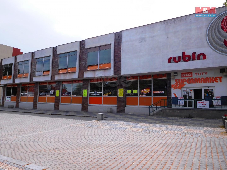 Pronájem obchod a služby, 690 m², Podbořany