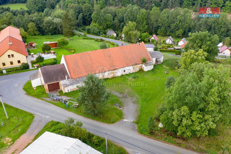 Prodej obchodního objektu, 2299 m², Holýšov, ul. Pol. vězňů