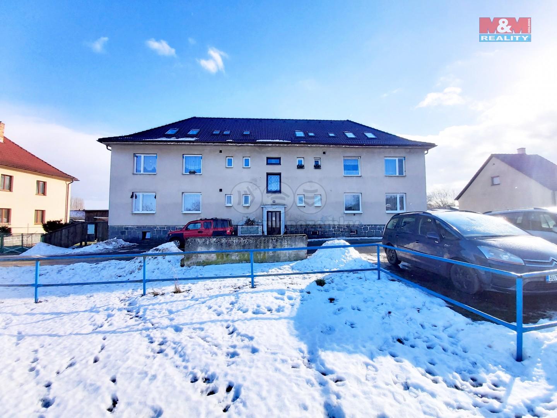 Prodej bytu 1+1, 45 m², OV, Blatno, ul. Blatno