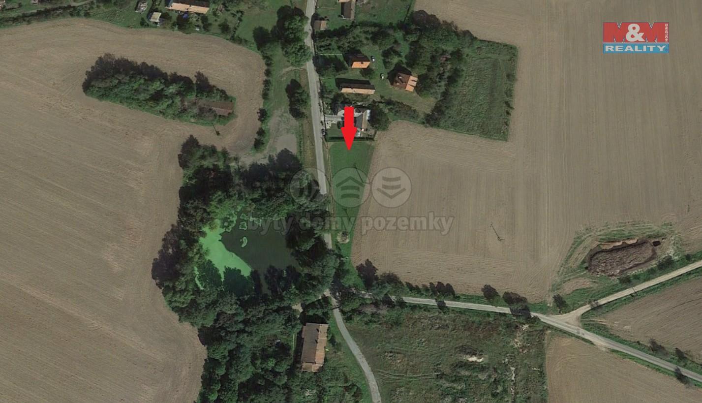 Prodej pozemku k bydlení, 2648 m², Boharyně