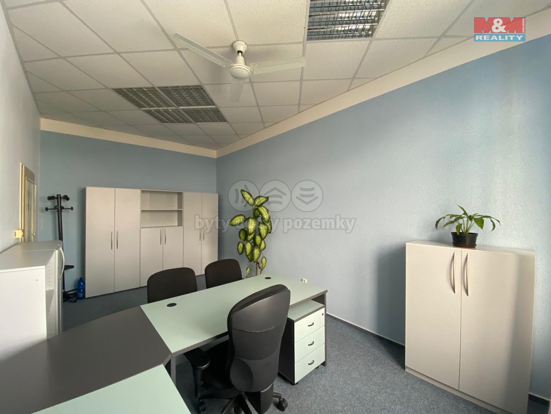 Pronájem kancelářského prostoru, 18 m², Krnov, ul. Hlubčická