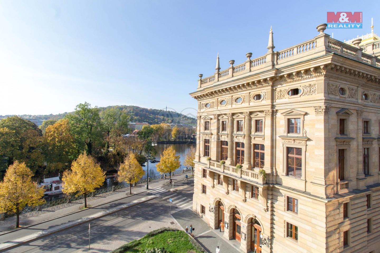 Pronájem bytu 3+1, 110 m², Praha 1 - Nové Město