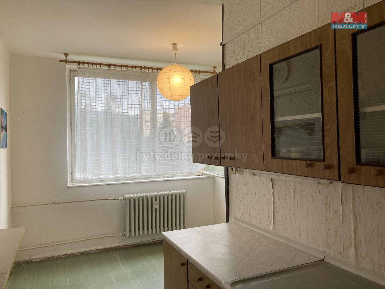 Prodej, byt 2+1, 59 m², Brno - Komín, ul. Absolonova