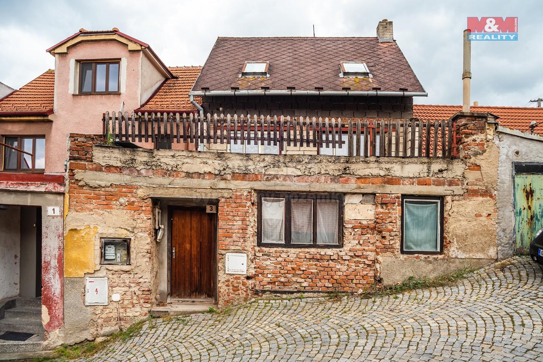 Prodej rodinného domu, Třebíč, ul. Pomezní