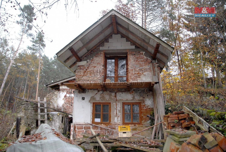 Prodej chalupy, 70 m², Samšina