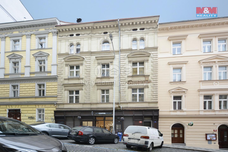 Pronájem bytu 1+1, 40 m², Praha, ul. Štítného