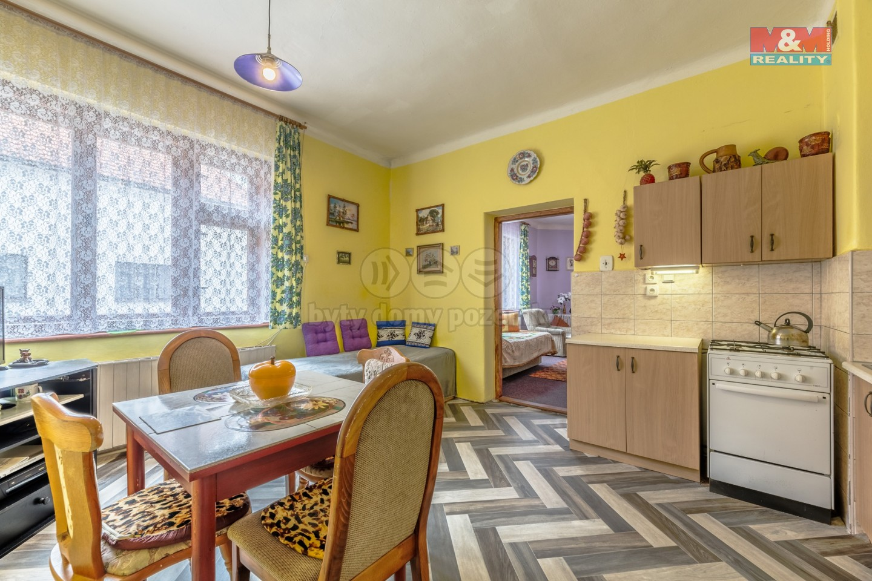 Prodej rodinného domu, 209 m², Mýto, ul. Libertinova