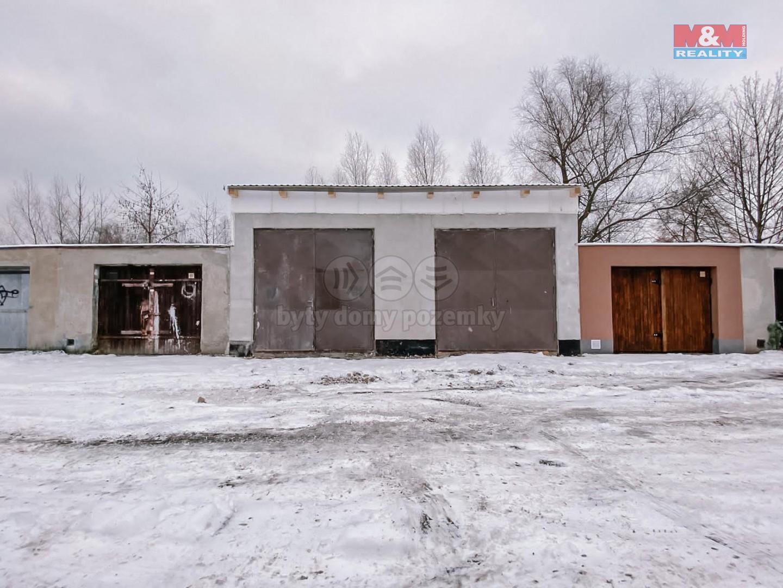 Prodej garáže, 44 m², Louka u Litvínova, ul. Ruských zajatců