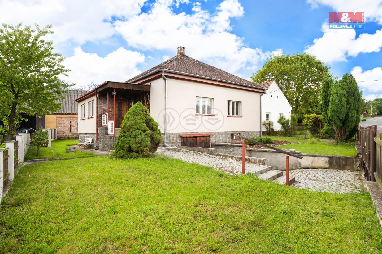 Prodej, rodinný dům 2+1, 2895 m2, Skomelno