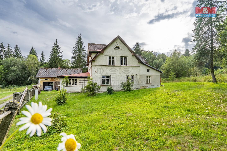 Prodej chalupy, 270 m², Stará Voda