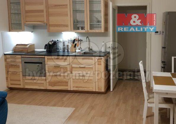 Pronájem bytu 2+kk, 60 m², Praha - Vinohrady, ul. Rejskova