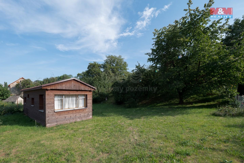 Prodej pozemku k bydlení, 1472 m², Chorušice