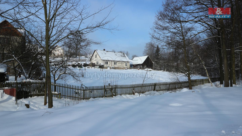 Prodej pozemku k bydlení, 1096 m², Oldřiš