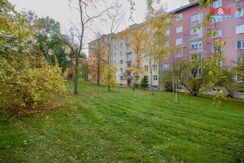 Pronájem bytu 2+1, 58 m², Praha 9, ul. Poděbradská