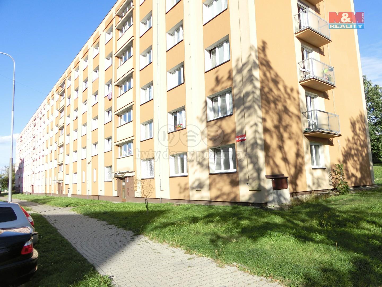 Prodej, byt 1+1, 40 m2, OV, Plzeň - Doubravka