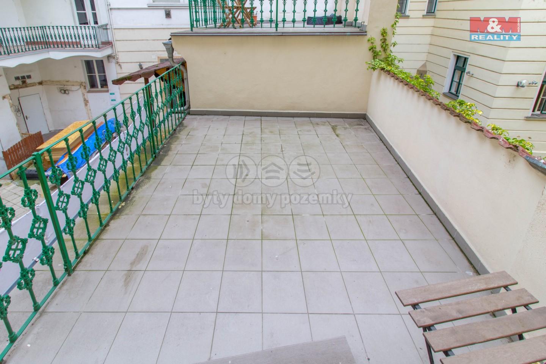 Pronájem bytu 2+1, 64 m², Praha 1 - Nové Město
