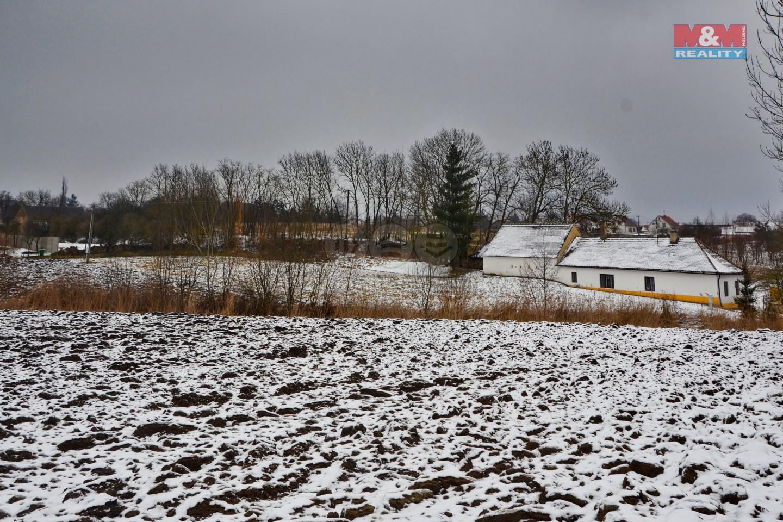 Prodej pole, 2106 m², Křepice