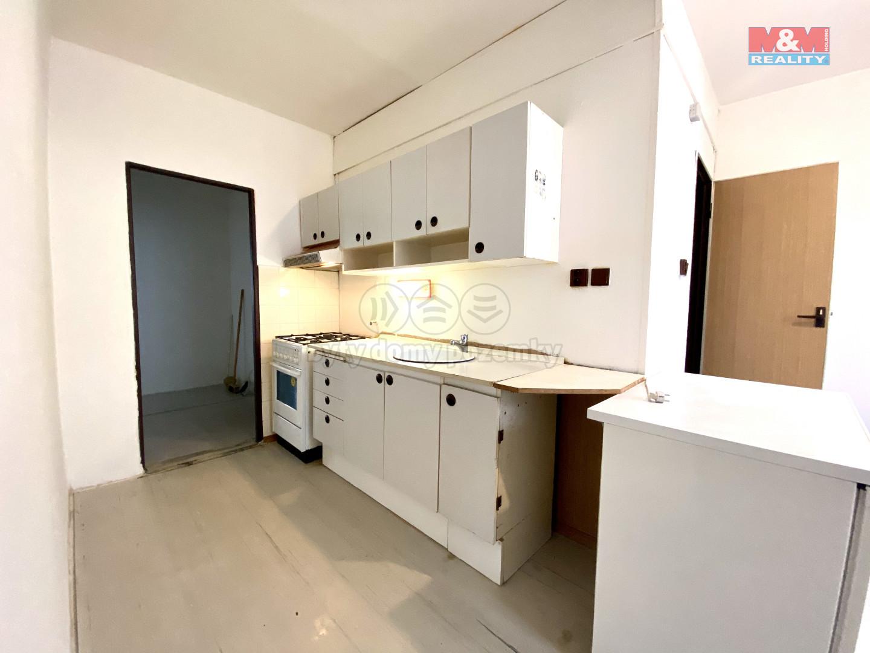 Prodej bytu 2+1, 63 m², DV, Krupka, ul. Karla Čapka