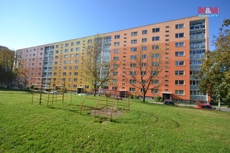 Pronájem, byt 2+1, 59 m2, Jablonec nad Nisou, ul. Mozartova