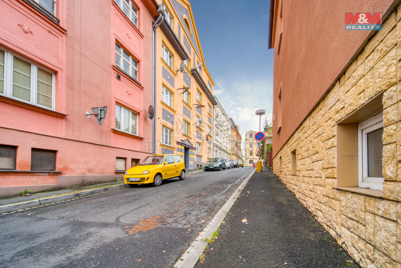 Prodej, byt 1+1 42 m2, Aš, ul. Smetanova