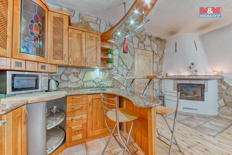 Prodej rodinného domu, Hýskov, ul. Prostřední
