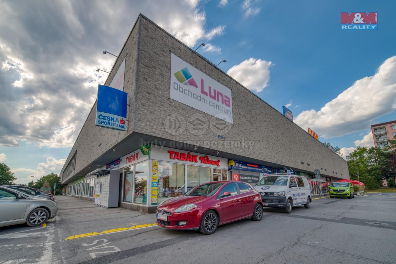 Pronájem, obchod a služby, 51 m2, Plzeň - Bory