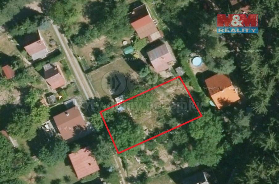 Prodej pozemku k bydlení, 388 m², Šťáhlavy