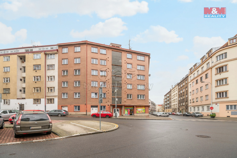 Prodej bytu 2+1, 53 m², Praha, ul. Pivovarnická