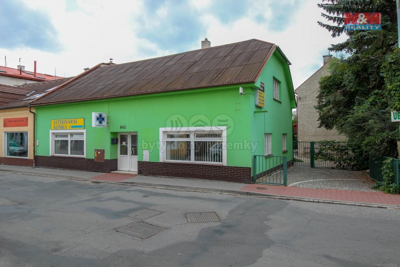 Pronájem obchod a služby, 66 m², Litovel, ul. Palackého