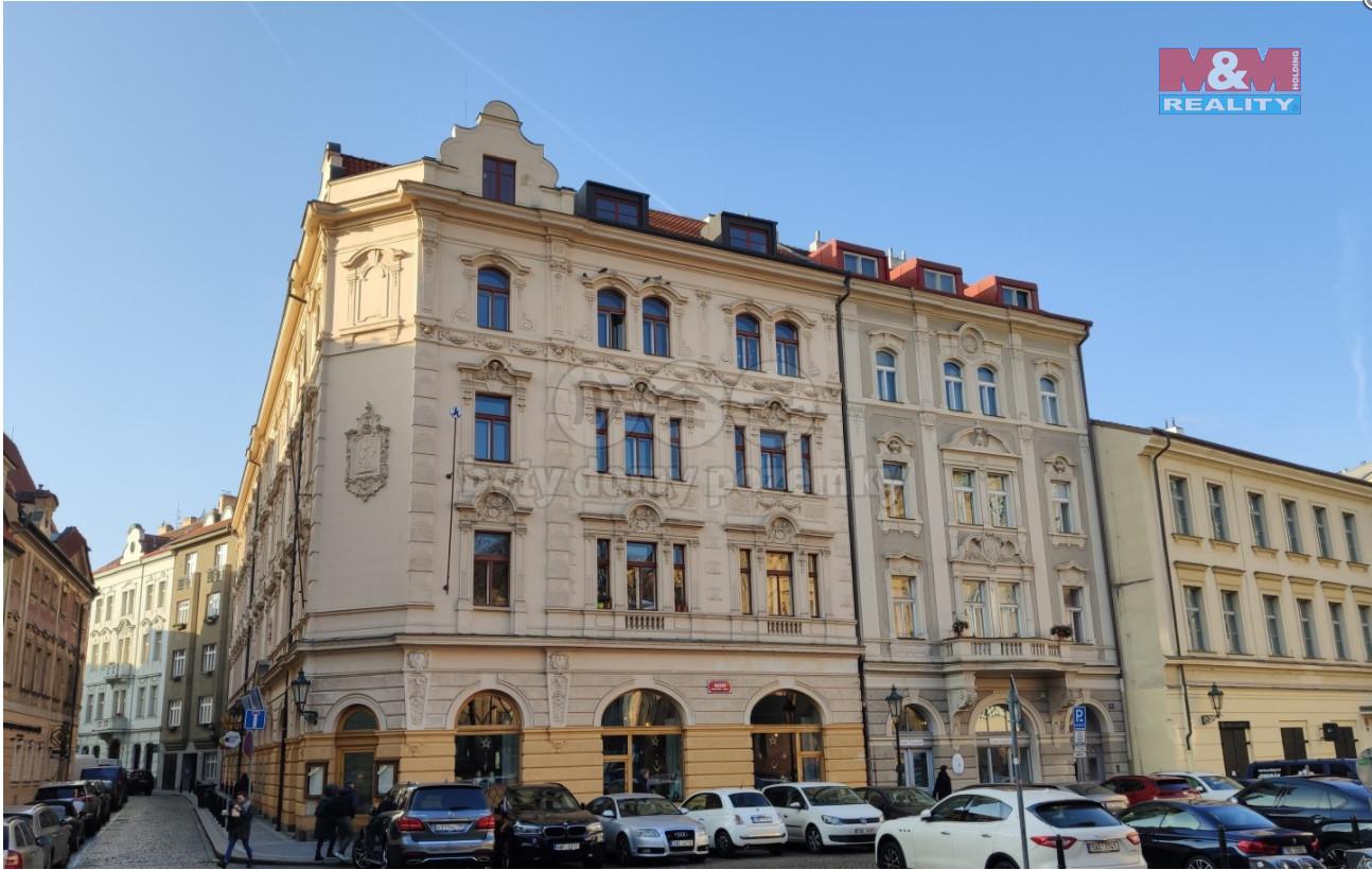 Prodej bytu 3+kk, 70 m², Praha, ul. Masná