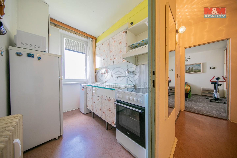 Prodej, byt 1+1, 34 m2, Zábřeh