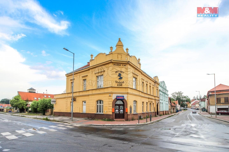 Prodej hotelu, penzionu, 1681 m², Český Brod