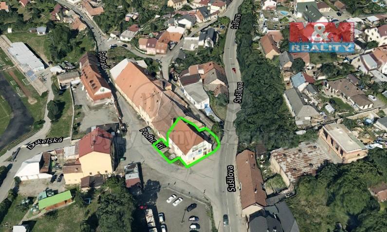Prodej, rodinný dům, 270 m², Boskovice, ul. Sušilova