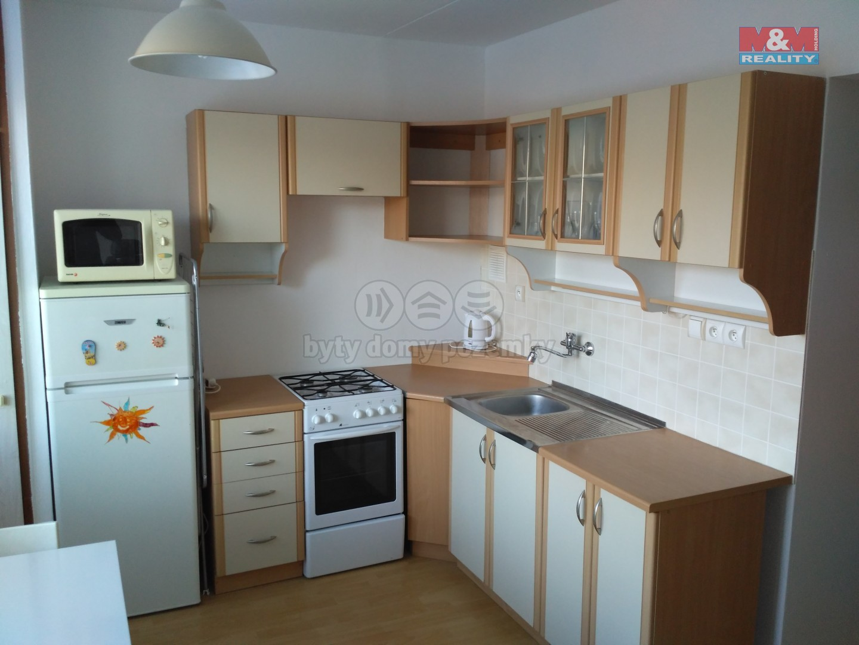 Pronájem, byt 1+1, 36 m2, Brno - Bystrc