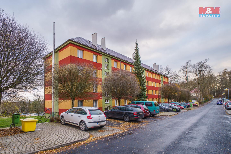 Prodej bytu 2+1, 55 m², Aš, ul. Palackého