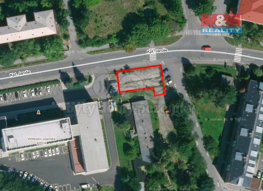 Pronájem provozní plochy, 440 m², Tábor