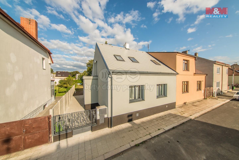 Prodej, rodinný dům, 5+1, 130 m2, Nymburk, ul. Zálabská