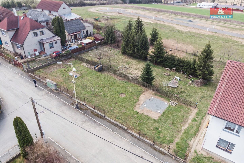 Prodej pozemku k bydlení, 1260 m², Křivsoudov