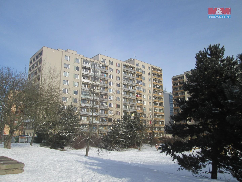 Pronájem bytu 1+1, 45 m², Příbram, ul. Čechovská