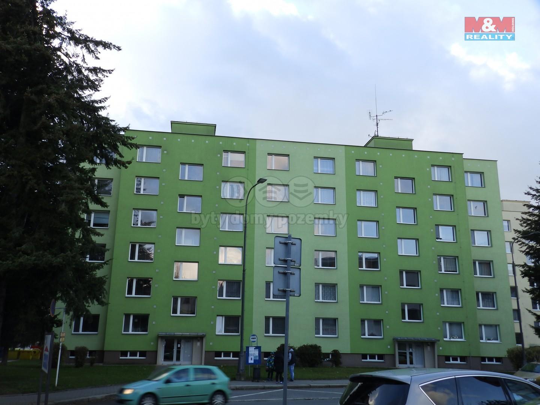 Prodej bytu 3+1, 86 m², Litomyšl, ul. Komenského nám.
