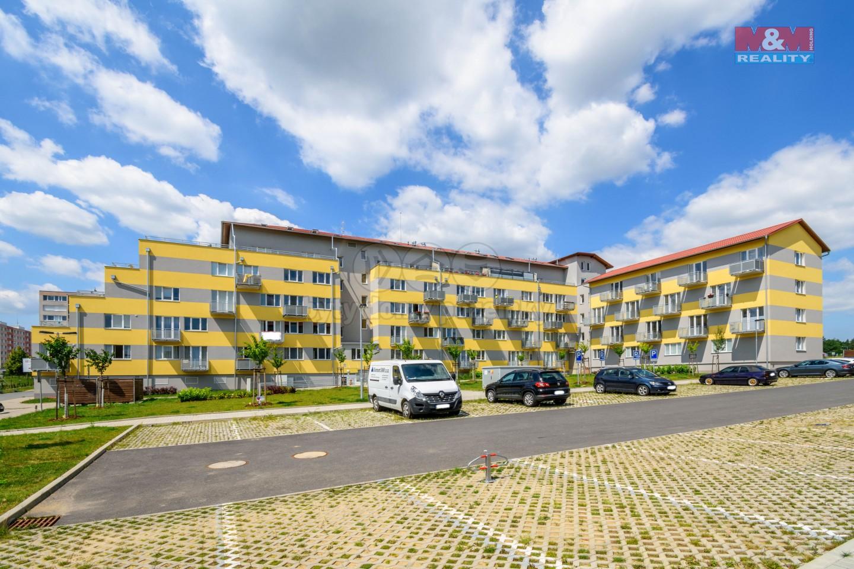 Prodej, byt 2+kk, 58 m2, Kladno, ul. Jaroslava Holečka