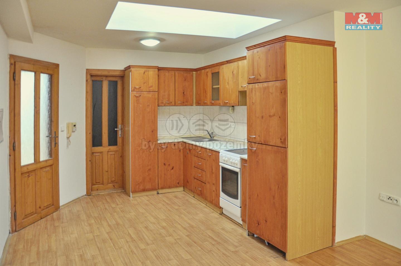 Pronájem bytu 2+kk, 39 m², Vysoké Mýto, ul. Nerudova