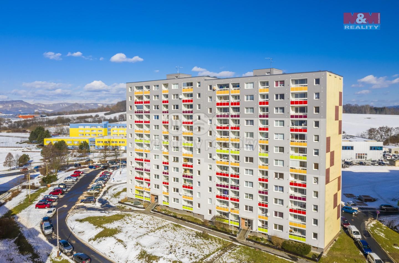 Prodej bytu 4+1, 98 m², Česká Lípa, ul. Hradecká