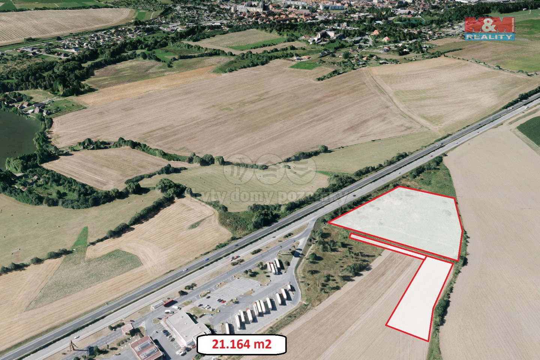 Prodej pole, 21164 m², Borek u Rokycan
