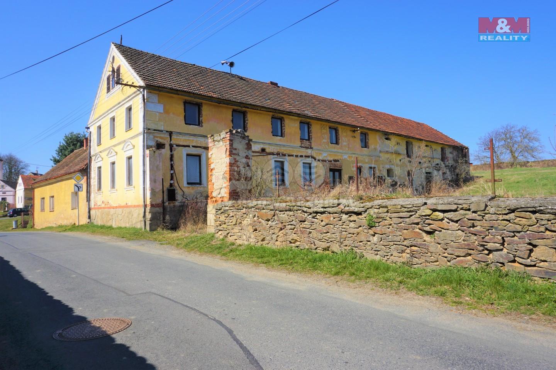 Prodej, zemědělský objekt, 3728 m², Mířkov