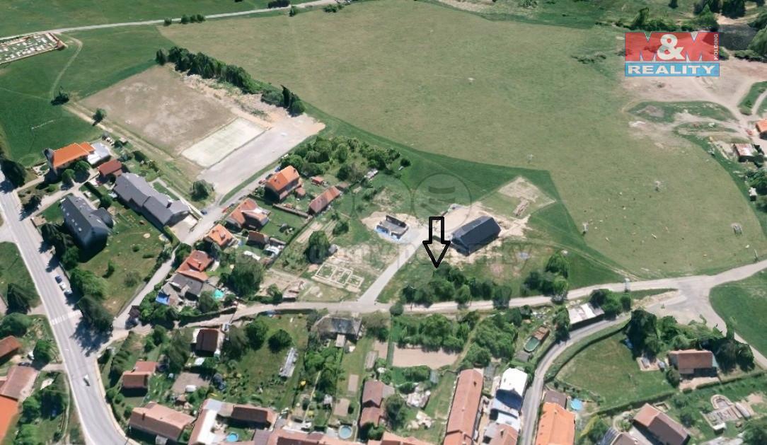 Prodej pozemku k bydlení, 1017 m², Ruprechtov
